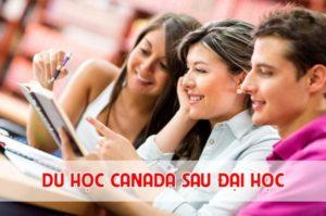 Du học thạc sĩ Canada