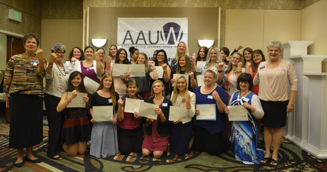 Học bổng quốc tế AAUW cho sinh viên nữ
