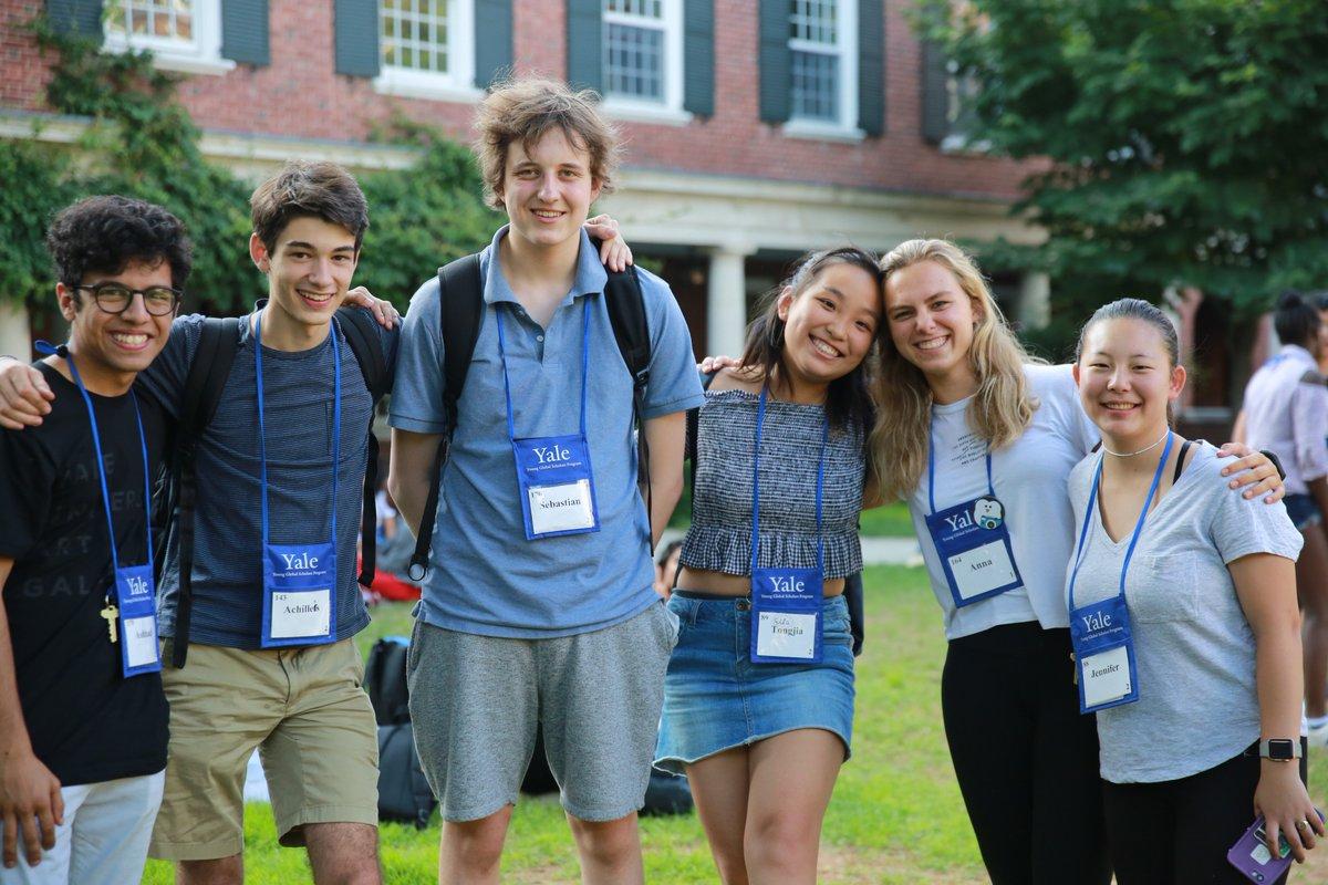 Chương trình học giả trẻ toàn cầu Yale Young Global Scholars Program (YYGS) của trường Đại học Yale