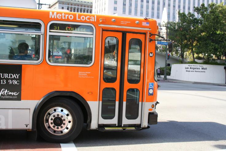 Xe bus tại Mỹ