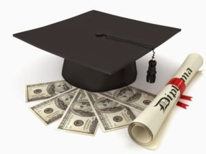 tiền du học Mỹ