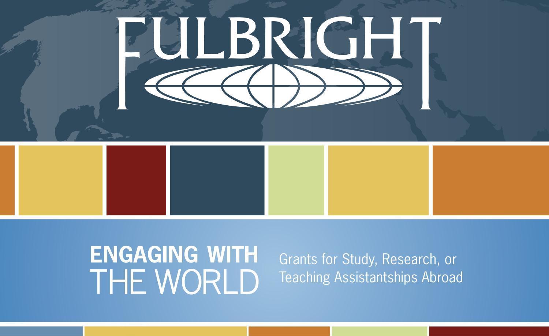 Học bổng du học Mỹ Fulbright