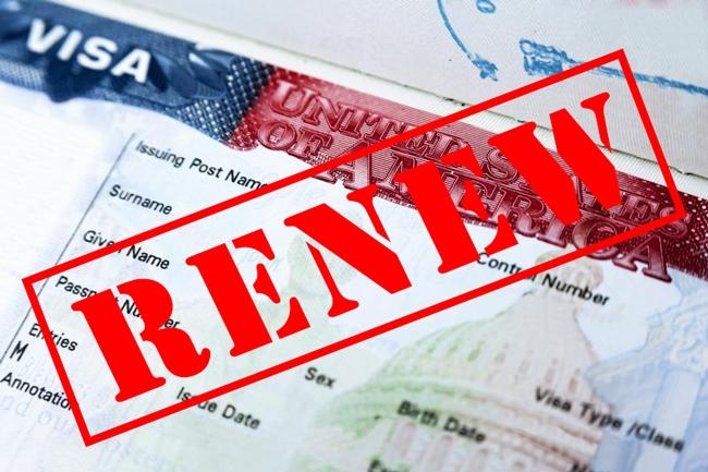 Cách gia hạn visa du học Mỹ