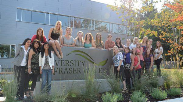 Trường đại học Fraser Valley