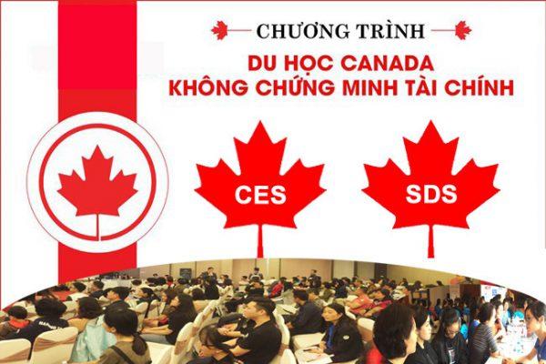 giới thiệu chương trình du học Canada diện không chứng minh tài chính