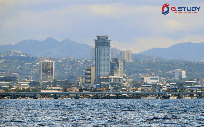 Học tập ở thành phố Cebu