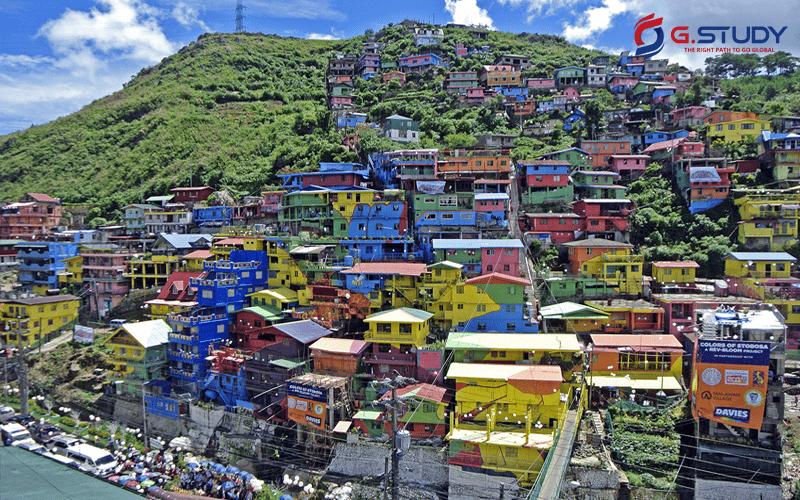 Học tập ở thành phố Baguio
