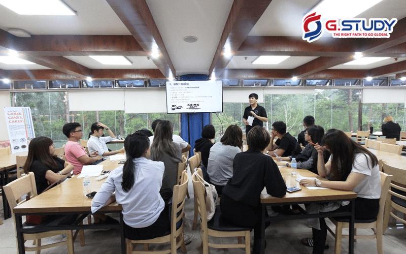 Thủ tục nhập học đơn giản tại Philippines