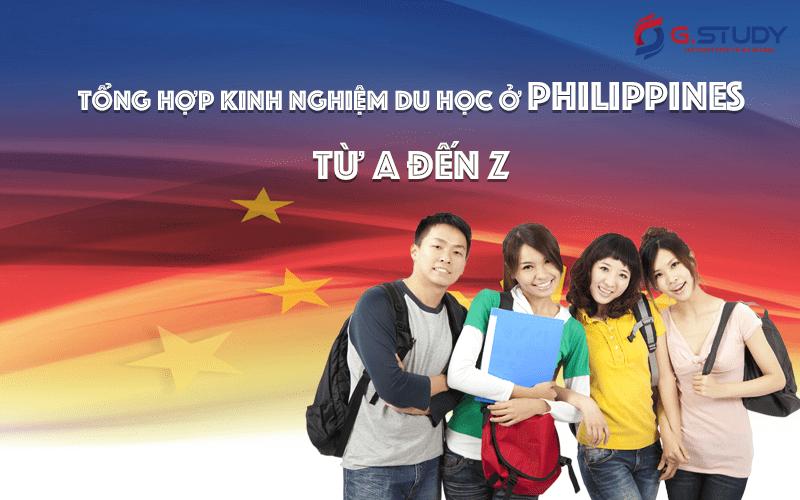 Kinh nghiệm du học ở Philippines
