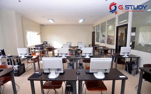 cơ sở vật chất tại trường anh ngữ Help Philippines